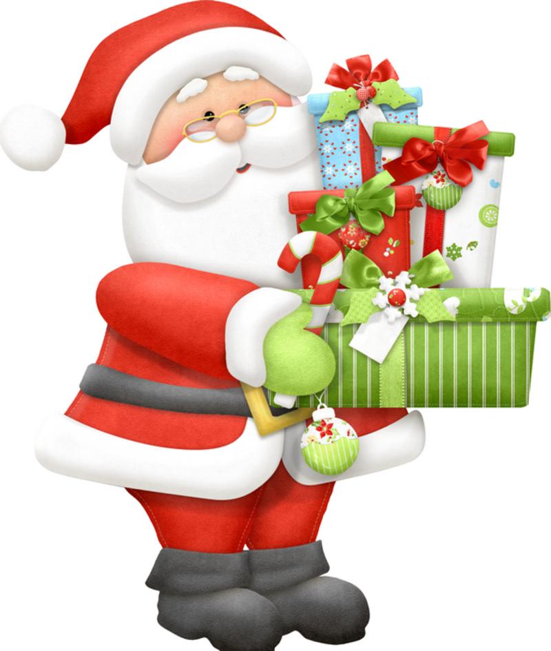 Dessin De Cadeau De Noel En Couleur Relax Max