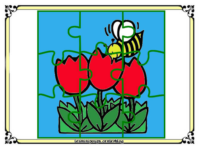 abeille puzzlepng