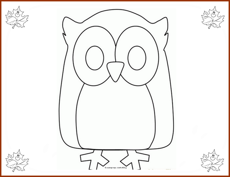 Coloriage animaux - Dessins hibou ...