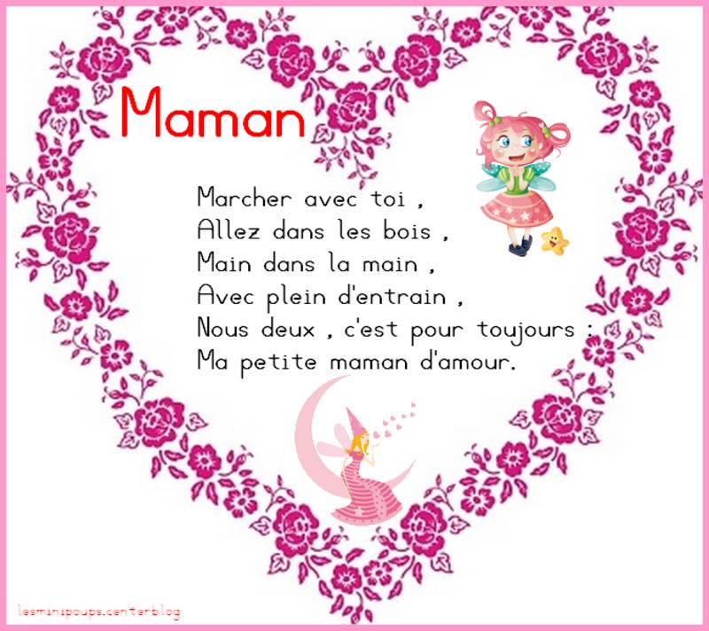 Proverbe Damour Pour Sa Maman Poeme Pour Anniversaire De