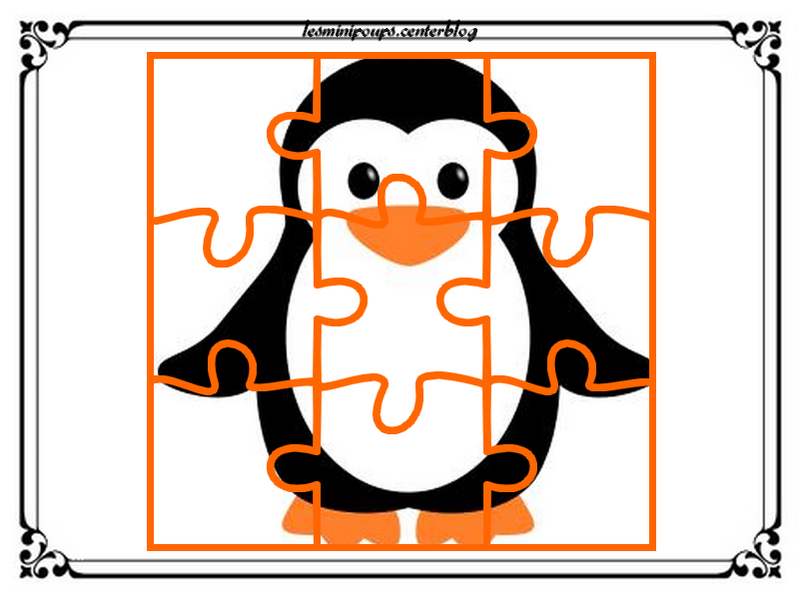 Puzzle enfant - Dessin de champignons a imprimer ...
